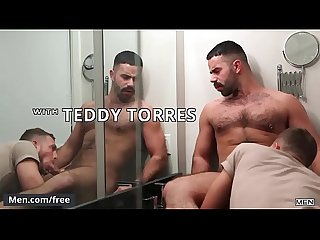Matthew Parker and Teddy Torres - The Dinner Party Part 2 - Drill My Hole - Trailer preview -..