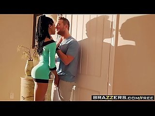 Brazzers Exxtra - If The Dick Fits Part 2 scene starring Kira Noir Van Wylde