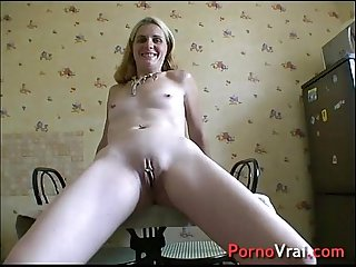 Fuck a blonde Mature at home with a stanger french Amateur