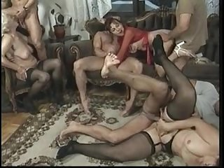 Anal orgy with Hot older women see more videos on fucktube8 com