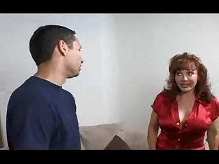 Vanessa Bella fucks young college dude