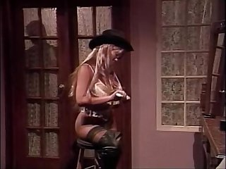 kaschacomma courtneycomma Nikki Sinn in vintage Porno Film