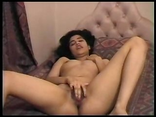Hairy indian girl pussy play