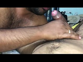 Hyderabady bottom slut sucking crazy krish dick