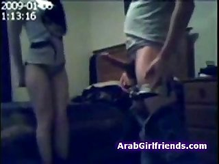 Amateur Arab Girlfriend Homemade Riding Couplestercom-1