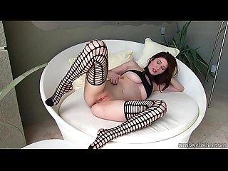 Amber hahn wild dildo self fuck