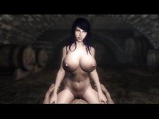 Skyrim sexlab juvia porn pornhubcom