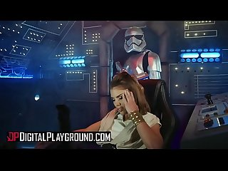 (Lily Labeau, Adriana Chechik) - Star Wars The Last Temptation A DP XXX Parody..