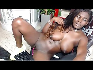 Lesbybxandxw self helping her crown jewel boobs and eatable pussy