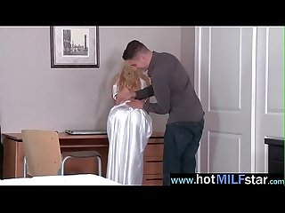 Big Cock Fill Right In Wet Pussy Of Hot Milf (ashley fires) video-07
