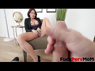 Ryder skye in using stepmom to relieve my stress