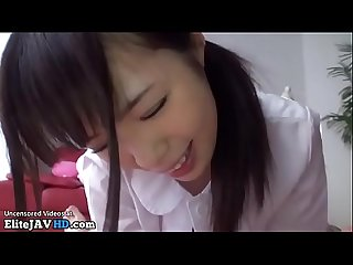 Jav cutest nurse gives pleasure to her patient