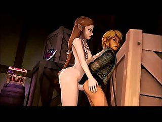 Zelda Link Scandalous
