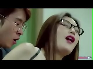 Gi�p Sếp Xả Stress | Sex Sences | Erotic Korea Film 18 Hot 2018