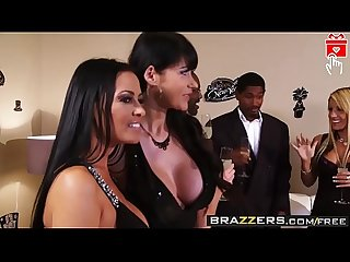 Brazzers - (Vanilla Deville, Erik Everhard, Johnny Castle) - New