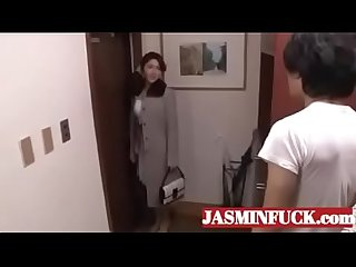 japanese hot mom and son fucking-full video www.JASMINFUCK.com