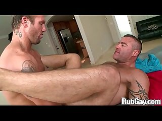 Rubgay mr slick massage