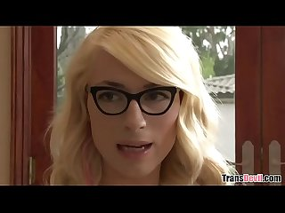 My babysitter is a transsexual? - Wolf Hudson, Holly Parker