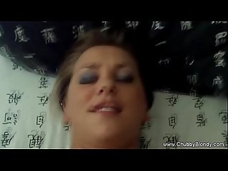 Creampie pov for italian bbw amateur