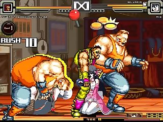 Street fighter ako sol yuzuriha sol selvaria battle fuck