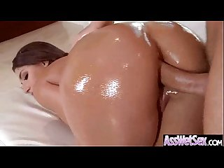 Hard Style Anal Sex With Ass Oiled Big Butt Girl (abella danger) movie-01