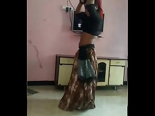 INDIAN HIJRA HIP AND NAVEL SHOW 2