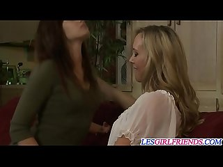 Super hot les Brandi Love and Jenna J Ross