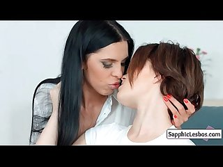 Sapphic Erotica Lesbos Free xxx video from www.SapphicLesbos.com 10