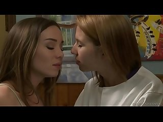 Young lesbians found some kinky stuff in a box - Capri Anderson, Cece Capella