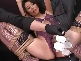 Extreme japanese bdsm sex