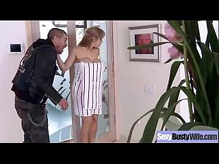 (alyssa lynn) Mature Busty Hot Wife Like To Bang Hardcore movie-04