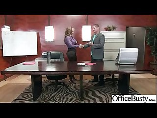 Busty Office Girl (eva notty) Get Busy In Hardcore Sex Scene clip-17