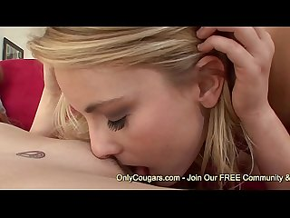 Sara Jaymes Tickles Pepper Kester's Clit With Her Tongue