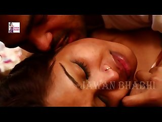 Hindi hot short film 2015 beautiful and hot chick is all for kissing