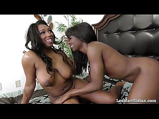 Fine ass black girls scissoring