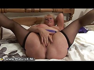 Bbw blonde housewife fucking