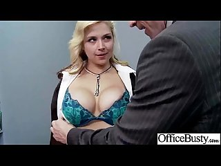 Sex Tape In Office With Big Round Boobs Sexy Girl (sarah vandella) video-27