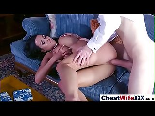 Cheating Hardcore Sex Action With Sluty Housewife (patty michova) vid-22