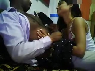 Horny Desi couple office