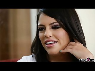 Spanish guy anal devirginized by teen Adriana Chechik