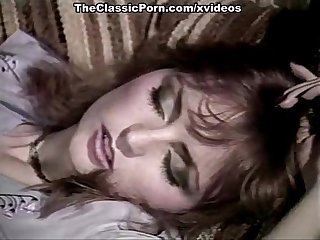 Misty regan beverly bliss Pamela jennings in vintage porn scene