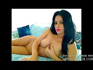 Hot Arab Lebanese Amateur Showing What She's Got