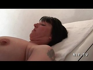 Ffm amateur french Mature hard analyzed and plugged at the gyneco