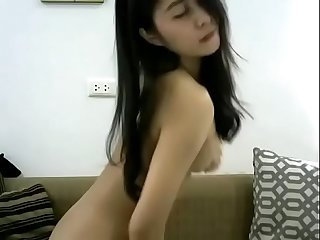 (NudeCams.club) Hot Thai Thailand Young Teen Cam Model Performing,..