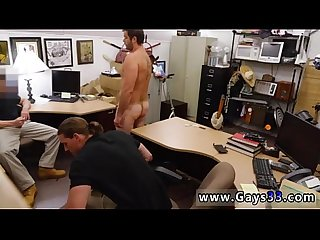 Gay shop boy porn Straight stud goes gay for cash he needs
