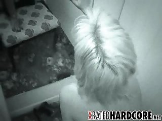 Spy cam sex in fitting room