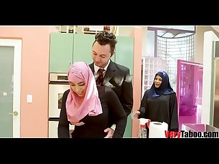Girl in hijab rides her stepdad dubai stories