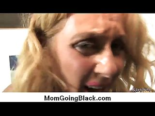 Watching my mom go black super hot interracial bang 8