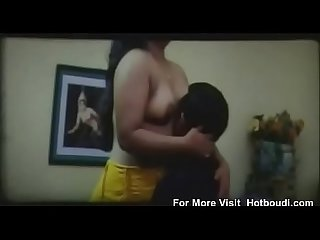 Indian mallu mature aunty rides her lover uncensored
