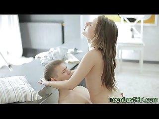 Teen babes ass creamed